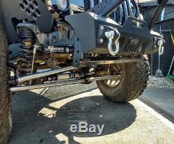07-18 Jeep Jk/jku 1 Ton Heavy Duty Aluminum Tie Rod