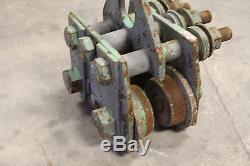 10 Ton Beam Trolley Trolly Ram International Industrial Heavy Duty