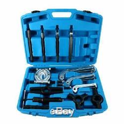 10 Ton Heavy Duty Hydraulic Gear Jaw Puller Bearing Separator Tool 4,6, 8