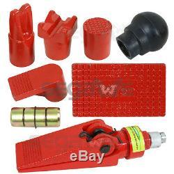 10 Ton Porta Power Hydraulic Jack Body Frame Repair Kit Tools