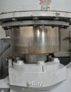 150 Ton x 14' Used Pacific Heavy Duty Hydraulic Press Brake with HUGE 38 Deep