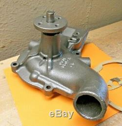 1955 1956 Ford Truck 239 256 272 V-8 F100 Thru F700 Rebuilt Water Pump B6t-8501b