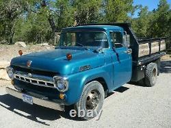1957 Ford 1 Ton Pickup