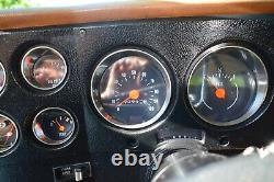 1975 Chevrolet Suburban K20 4X4 HD 3/4 TON UNRESTORED SURVIVOR SENIOR OWNER GMC