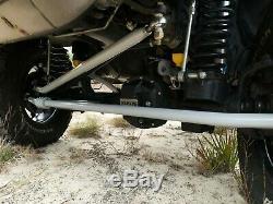 1 TON HD steering kit for Jeep Grand Cherokee WJ 1999-2004 raw steel