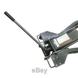 1 Ton 2000 LB Low Profile Transmission Jack Heavy Duty Lifting Maximum 31-1/2'