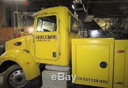 2005 Peterbilt 335 Heavy Duty Wrecker Tow Truck Vulcan 16 Ton Boom Wheel Lift