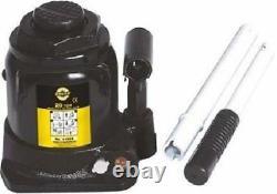 20 Ton Capacity EXTRA Low Profile Hydraulic Bottle Jack Lift Heavy Duty TY1005