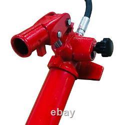 20 Ton Heavy Duty Hydraulic Jack Air Pump Lift Porta Power Ram Repair Tool US