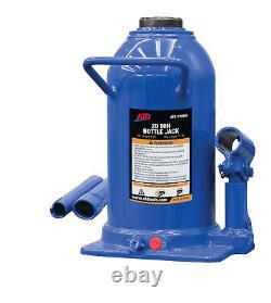 20-Ton Heavy-Duty Hydraulic Side Pump Bottle Jack ATD-7386W Brand New