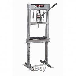 20 ton & 12 ton H-Frame Industrial Heavy Duty Floor Shop Press