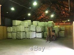220 Bulk Bags! Spout Top Heavy Duty FIBC Bulk Super Sack 2Ton Bag Woven 36x36x41