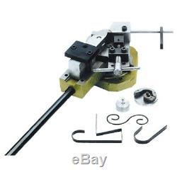 28-1/2 Ton Heavy Duty Universal Bender (8600-4020)