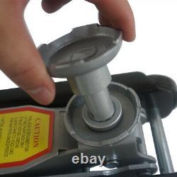 2-1/4 Ton Hydraulic Floor Jack Tonne Lifting Heavy Duty Car Van SUV Garage