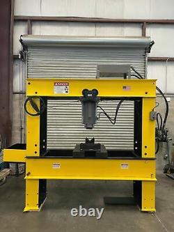 300 Ton H Frame Press Hydraulic Heavy Duty USA #GMT-2636