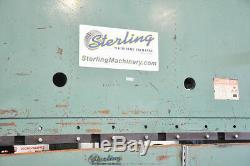 300 Ton x 14' Used Pacific Heavy Duty Hydraulic Press Brake 300-14 A4348