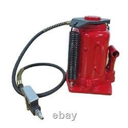 32 Ton Air / Hydraulic Bottle Jack Heavy Duty Automotive Truck RV Repair Lift US