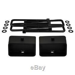 3 Full Lift Kit For Silverado Sierra HD + 3/4 Ton Silverado/Avalanche/Yukon XL
