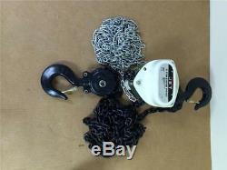 3 TON JET Chain Fall Heavy Duty Durable Hoist 10ft Lift L100-300WO-10 106100