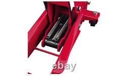 3 Ton Car Heavy Duty Floor Jack Rapid Pump Garage Shop Auto Lifting Extra Wide