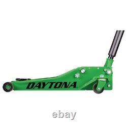 3 Ton Floor Jack Low Profile Heavy Duty Rapid Pump Low Rider DAYTONA 2 ton NEW