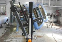 3 Ton Heavy Duty Car Rotisserie (used Only Once)
