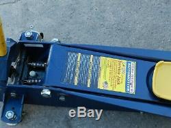 3 Ton Hein Werner Floor Jack- Model HW93652-SUV- Jack- Heavy duty