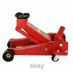 3 Ton Hydraulic Floor Trolley Jack Tonne Heavy Duty Car Van Lifting
