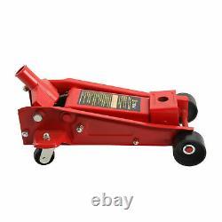 3 Ton Hydraulic Floor Trolley Jack Tonne Lifting Heavy Duty Car Van Lifting New