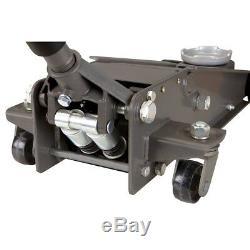 3 Ton Steel Heavy Duty Floor Jack Low Profile Rapid Pump Lifting Car jack