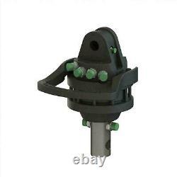4.5 ton hydraulic rotator- Heavy Duty- 3/8 BSP fittings M16 -FREE SHIPPING