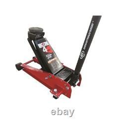 4 Ton Heavy Duty Floor Jack INT400SS Brand New