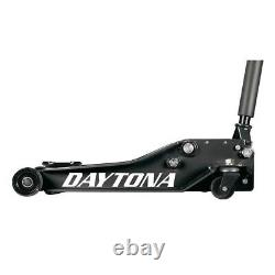 4 Ton Heavy Duty Steel Floor Car Jack Hydraulic High Lift Low Profile Rapid Pump