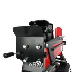 5 Ton Horizontal Electric Log Splitter 2200W Hydraulic Wood Cutter Heavy Duty EU