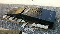 60 Ton Extreme Heavy Duty Wheel Risers / Service Ramps Truck Machinery