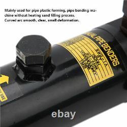 6 Ton Hydraulic Pipe Bender Tubing Tube Bending Heavy Duty with 6 Dies (3/8 1)