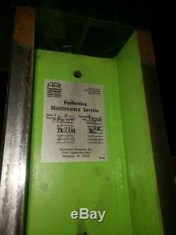 ARI-Hetra 15000lb 30 Ton 60,000lb HEAVY DUTY HDML-8 Mobile Portable Column Lift