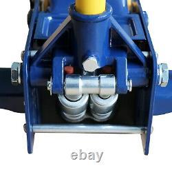 Aain 3 Ton Heavy Duty Floor Jack Steel Hydraulic Service with Double Pump Quick