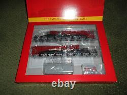 BACHMANN 80503 HO SCALE Spectrum 380-Ton Schnabel 16-Truck Heavy-Duty Car MIB