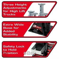 Bottle Jack 3 Ton Vehicles Trucks Portable Durable Steel Heavy Duty Alltrade New
