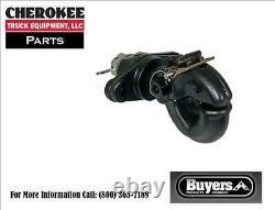 Buyers Products BP760A, 30 Ton Heavy-Duty Swivel Type Pintle Hook