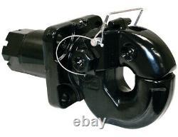 Buyers Products BP880, 50 Ton Heavy-Duty Swivel Type Pintle Hook