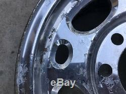 Chevy 2500 HD 16 8 Lug Factory OEM Gmc Duramax Diesel 4x4 Wheels Rims 5079 6.0