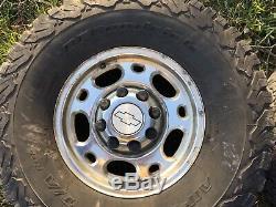 Chevy GMC 2500 HD 16 8 Lug Factory OEM Duramax Diesel 4x4 Wheels Rims 2500hd