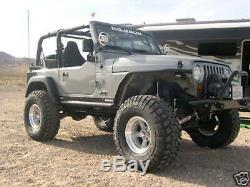 Fits JEEP XJ ZJ TJ LJ Crossover 1 TON steering kit Heavy Duty J0048525 NEW