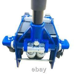 Floor Jack Service 3 Ton Heavy Duty Steel Low Profile Rapid Pump Car