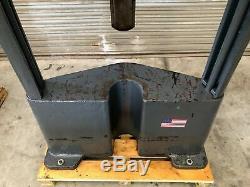 GREENERD # 8 Heavy Duty Arbor Press 40 Ton USA #GMT-2228