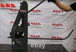 HB-8 Heavy-Duty 8 Tons Hydraulic Metal Tubing Bender with 5 Set Tools