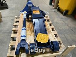 HEIN-WERNER HW93660 Heavy-Duty Steel Hydraulic Service Jack 10 Ton Lifting Cap