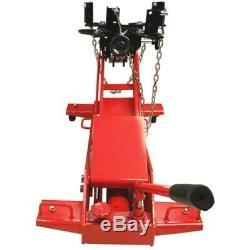 Heavy Duty 1 TON 2000LBS Low Profile Transmission Jack Lift Floor